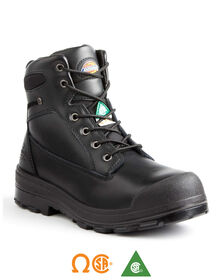 "6"" Blaster Work Boot - BLACK (BK)"