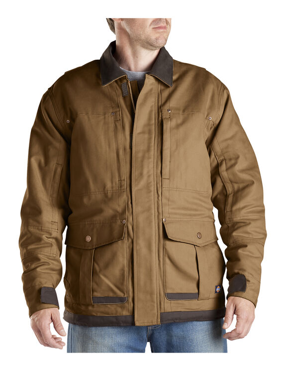 Sanded Duck Premium Coat - BROWN DUCK (BD)