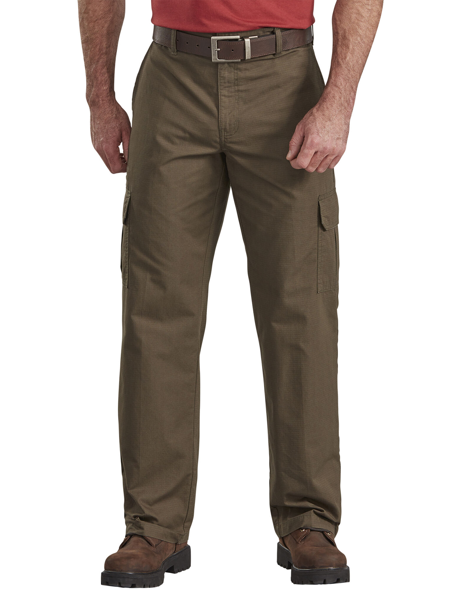 Relaxed Fit Dress Pants For Men