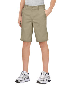 Boys' FlexWaist® Classic Fit Ultimate Khaki Short, 4-7 - DESERT SAND (DS)