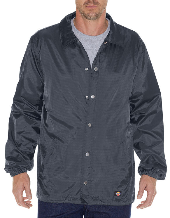 Messenger Jacket - CHARCOAL (CH)