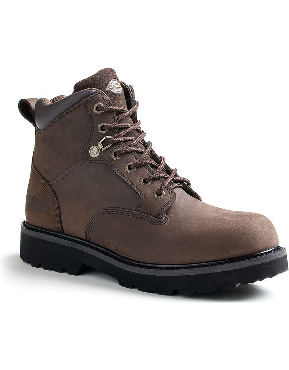 Men's Ranger Work Boots - Brown (FBR) - Licensee (FBR)