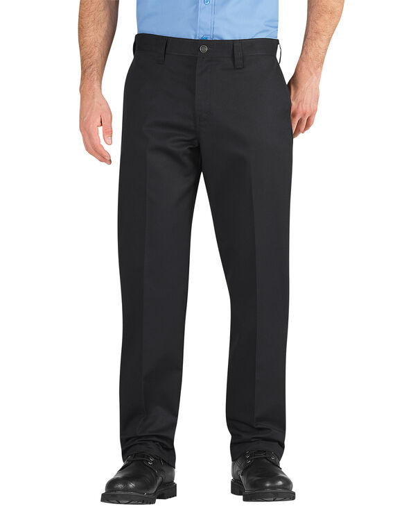 Industrial Slim Fit Straight Leg Multi-Use Pocket Pant - BLACK (BK)