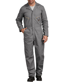 Deluxe Cotton Coverall - GRAY (GY)