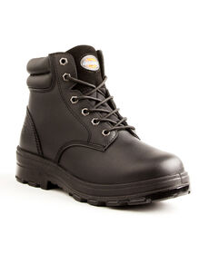 Men's Challenger Steel Toe Work Boots - Black (FBK) - Licensee (FBK)