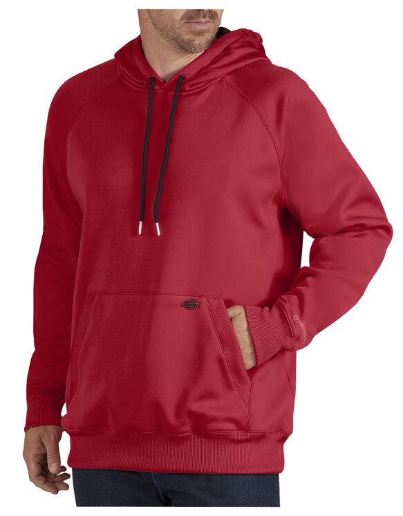 Performance Fleece Pullover Hoodie - CARDINAL (IC)