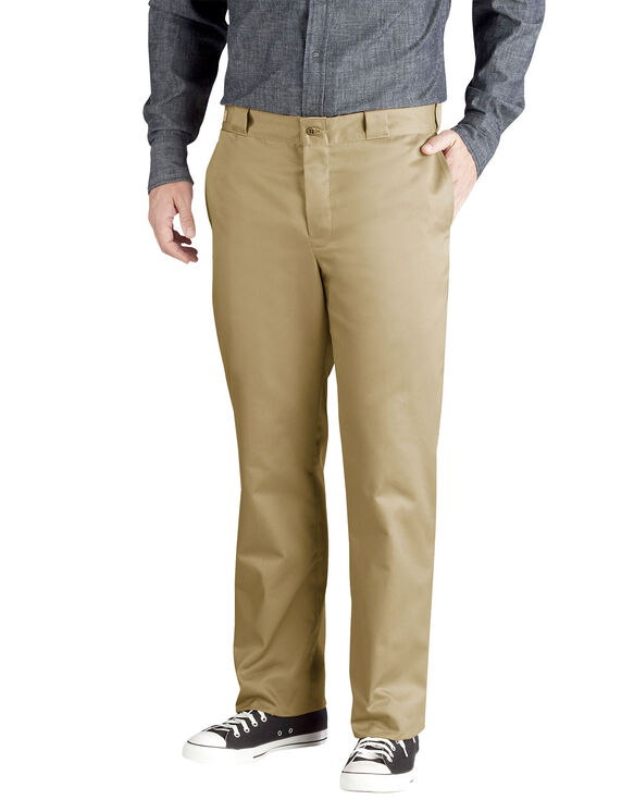 Dickies 1922 Slim Straight Pant - CRAMERTON SUN TAN (AS)