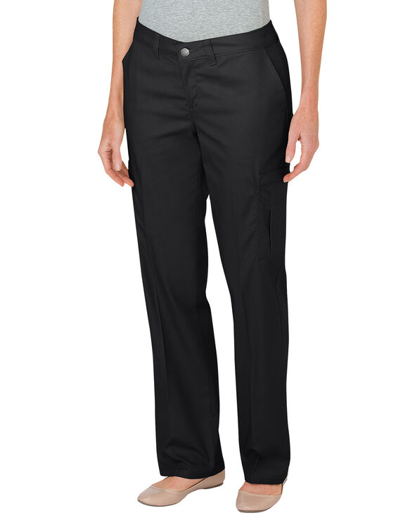 Creative Khaki  Dickies Women39s Premium CargoMultiPocket Pants  FP223KH
