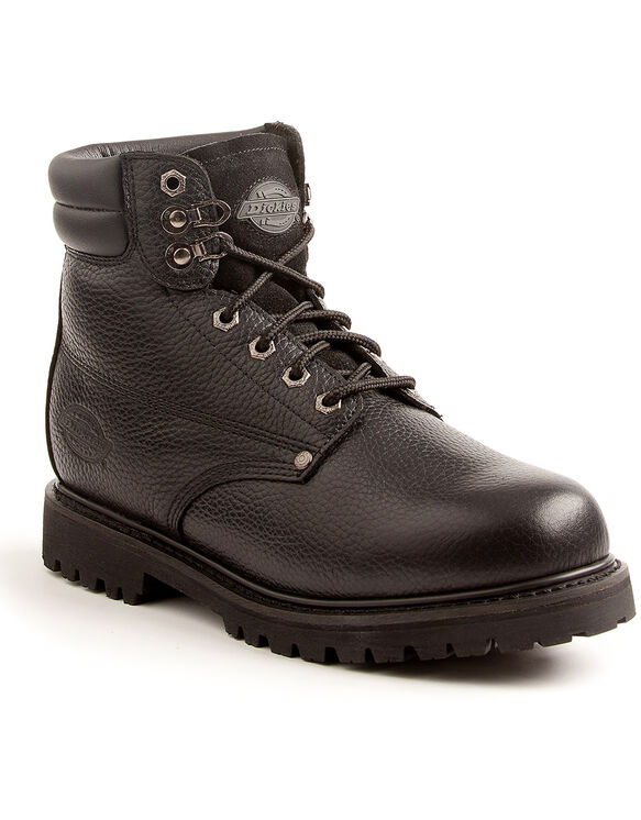Men's Raider Steel Toe Work Boots - Black (FBK) (FBK)