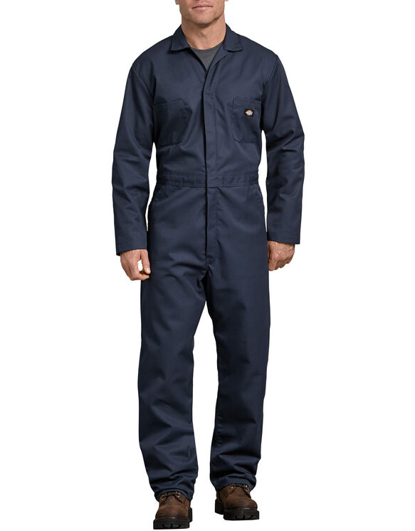 Basic Blended Coverall - DARK NAVY (DN)