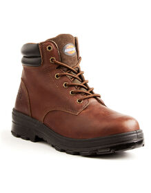Men's Challenger Steel Toe Work Boots - OXBLOOD (OX)