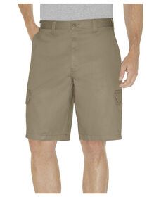 "10"" Loose Fit Cargo Short - RINSED KHAKI (RKH)"