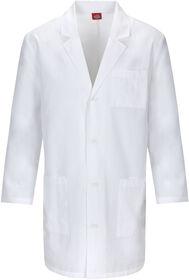 """Unisex EDS Signature 37"""" Lab Coat - DICKIES WHITE (DWH)"""