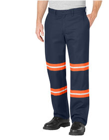 Enhanced Visibility Relaxed Fit Work Pant - DARK NAVY (DN)