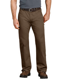 Relaxed Straight Fit Carpenter Duck Jean - RINSED TIMBER (RTB)