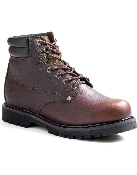 Men's Raider Steel Toe Work Boots - Brown (FBR) - Licensee (FBR)