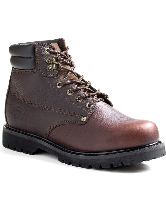 Men's Raider Work Boots - Brown (FBR) - Licensee (FBR)