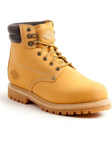Men's Raider Steel Toe Work Boots - Wheat (FWE) - Licensee (FWE)