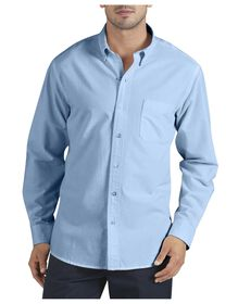 Long Sleeve Button-Down Oxford Shirt