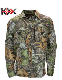 10X® Ultra-Lite Long Sleeve Shirt - MOSSYOAK 0BS (MO9)