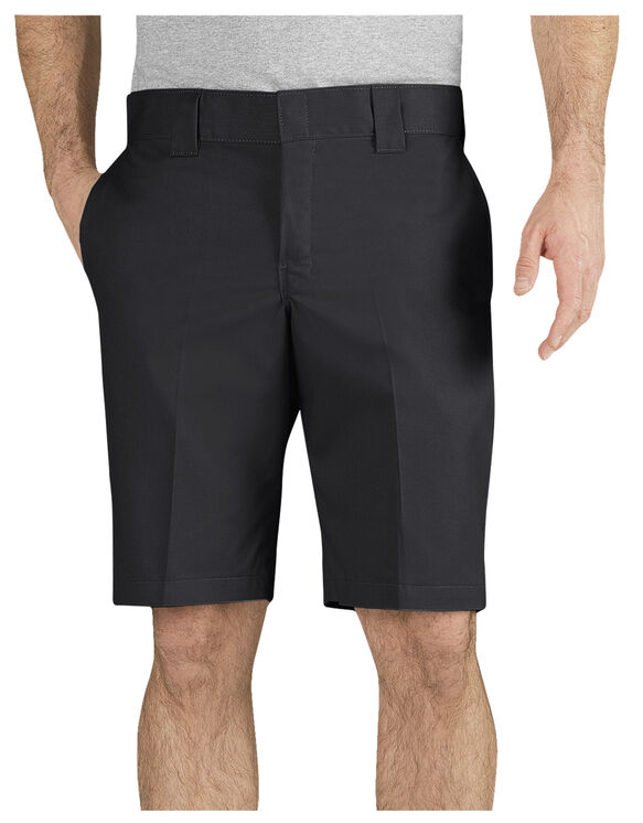 "Flex 11"" Slim Fit Work Short - BLACK (BK)"