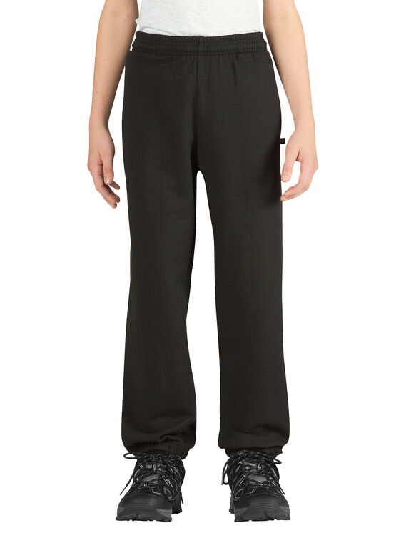 Boys' Fleece Pant - BLACK (BK)