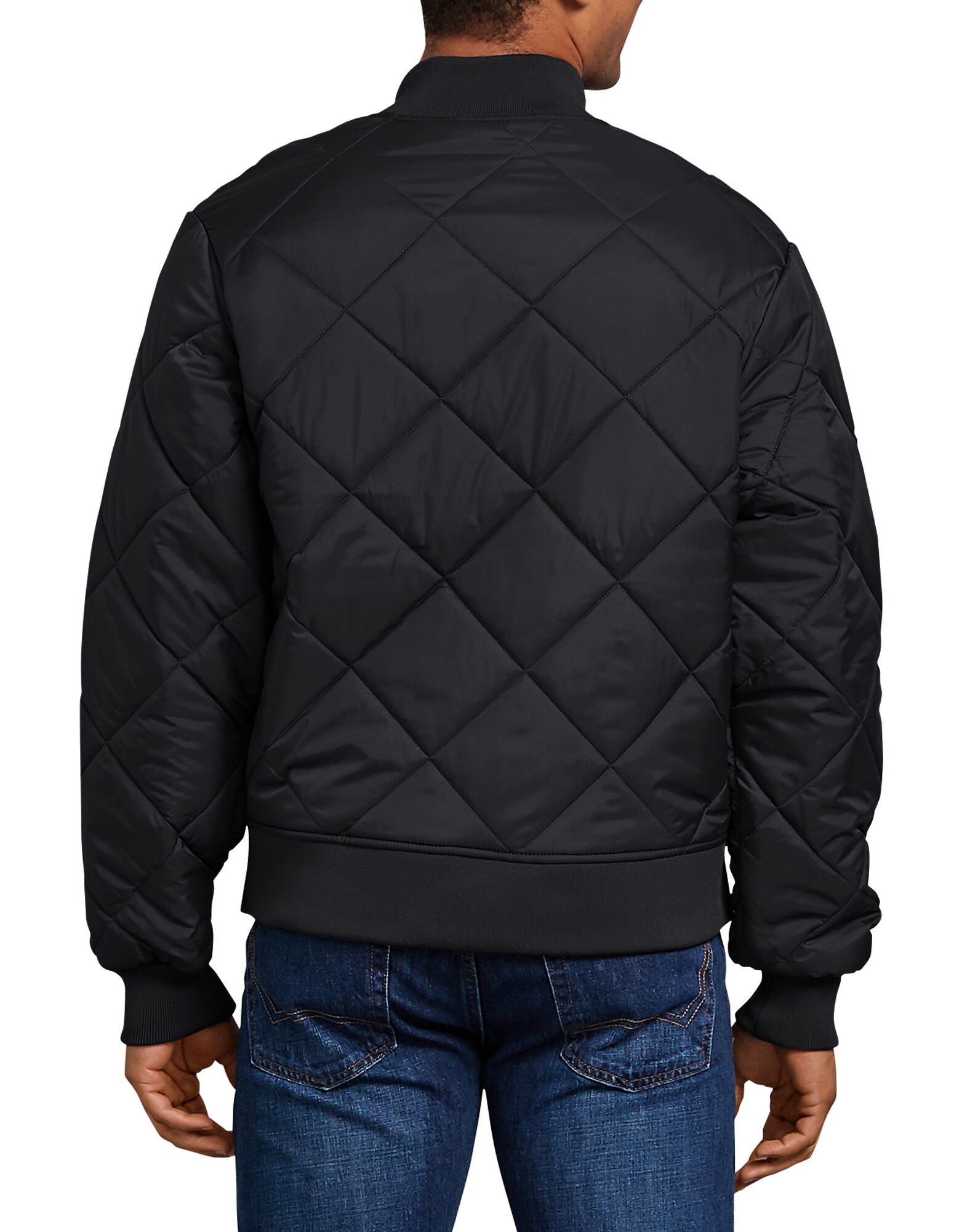 Go with a black jacket and play it classic, or venture into colorful and stand-out territory with a deep sapphire blue or army green quilted jacket. All our choices are well-crafted, delivering versatility and warmth.