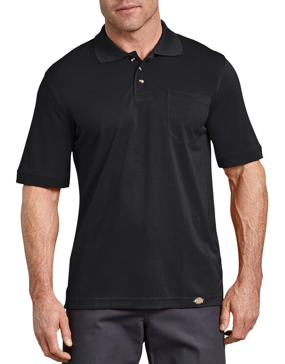 Industrial Performance Polo - BLACK (BK)