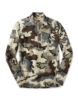 Merino 145 Zip-T Hunting Shirt