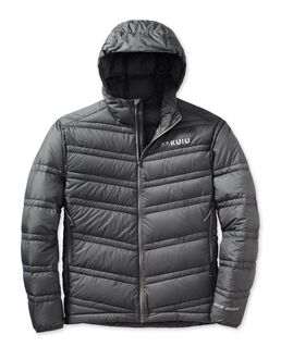 Super Down Hooded Hunting Jacket