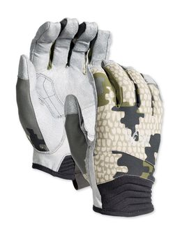 Attack Camo Hunting Gloves