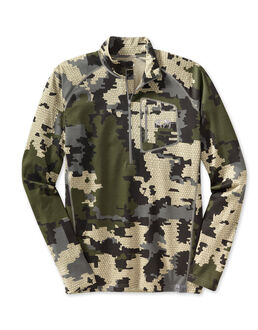 Merino 210 Zip-T Hunting Shirt